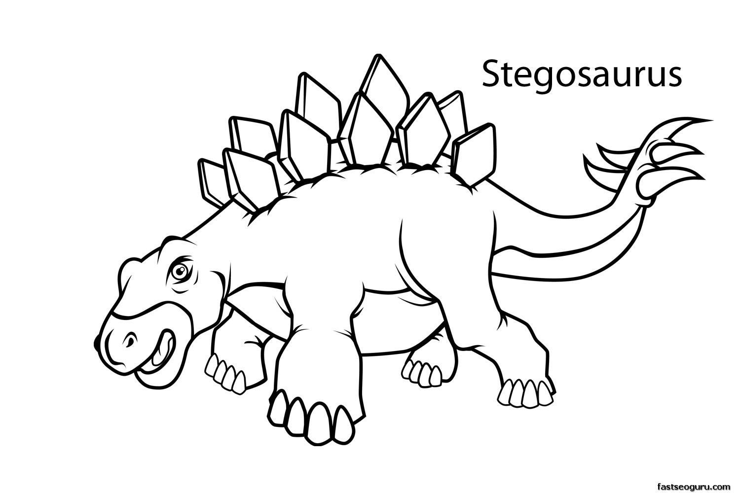 dinosaur with names coloring pages printable dinosaur stegosaurus coloring pages printable with coloring pages dinosaur names