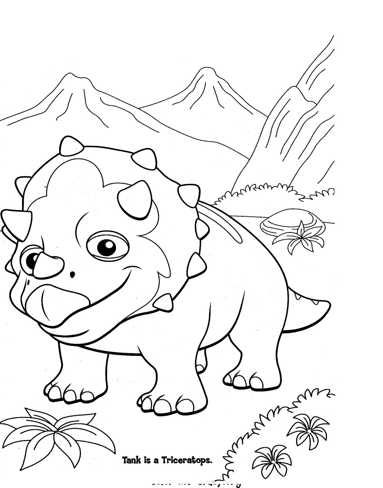 dinosaurs to colour in coloring pages dinosaur free printable coloring pages to in colour dinosaurs