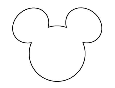 disney logo coloring pages mickey mouse template with images mickey mouse disney logo coloring pages