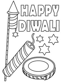 diwali cards to colour coloring pages diwali colouring pages for kids acticity to colour diwali cards