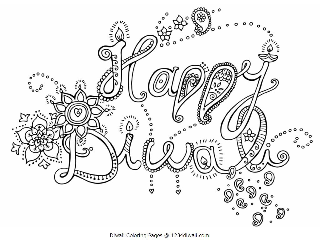 diwali cards to colour diwalil fireworks colouring page clipart dibujos india to diwali colour cards