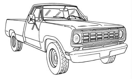 dodge ram truck coloring pages 2015 dodge ram coloring pages pages truck coloring ram dodge