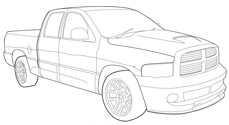 dodge ram truck coloring pages cummins truck coloring pages pages truck ram coloring dodge
