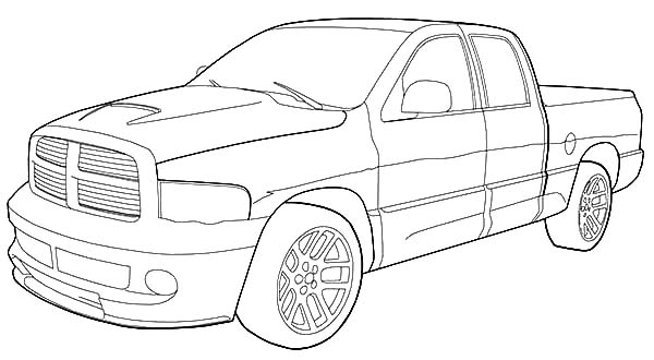 dodge ram truck coloring pages dodge ram 1500 trucks truck car coloring pages new cars truck coloring pages dodge ram