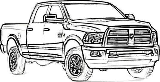 dodge ram truck coloring pages dodge ram 5500 coloring page free printable coloring pages truck coloring ram dodge pages