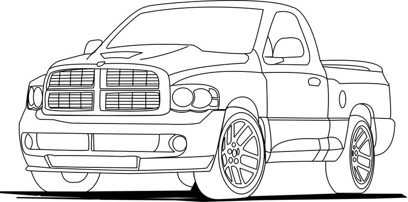 dodge ram truck coloring pages dodge ram truck coloring pages ram dodge coloring pages truck