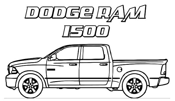 dodge ram truck coloring pages dodge truck coloring pages coloring home ram coloring truck dodge pages