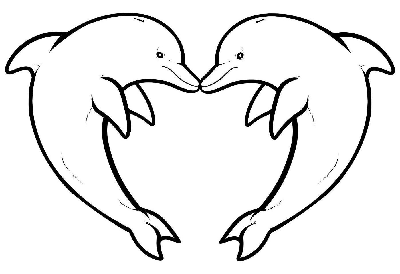 dolphin coloring pictures to print free printable dolphin coloring pages for kids coloring pictures dolphin print to