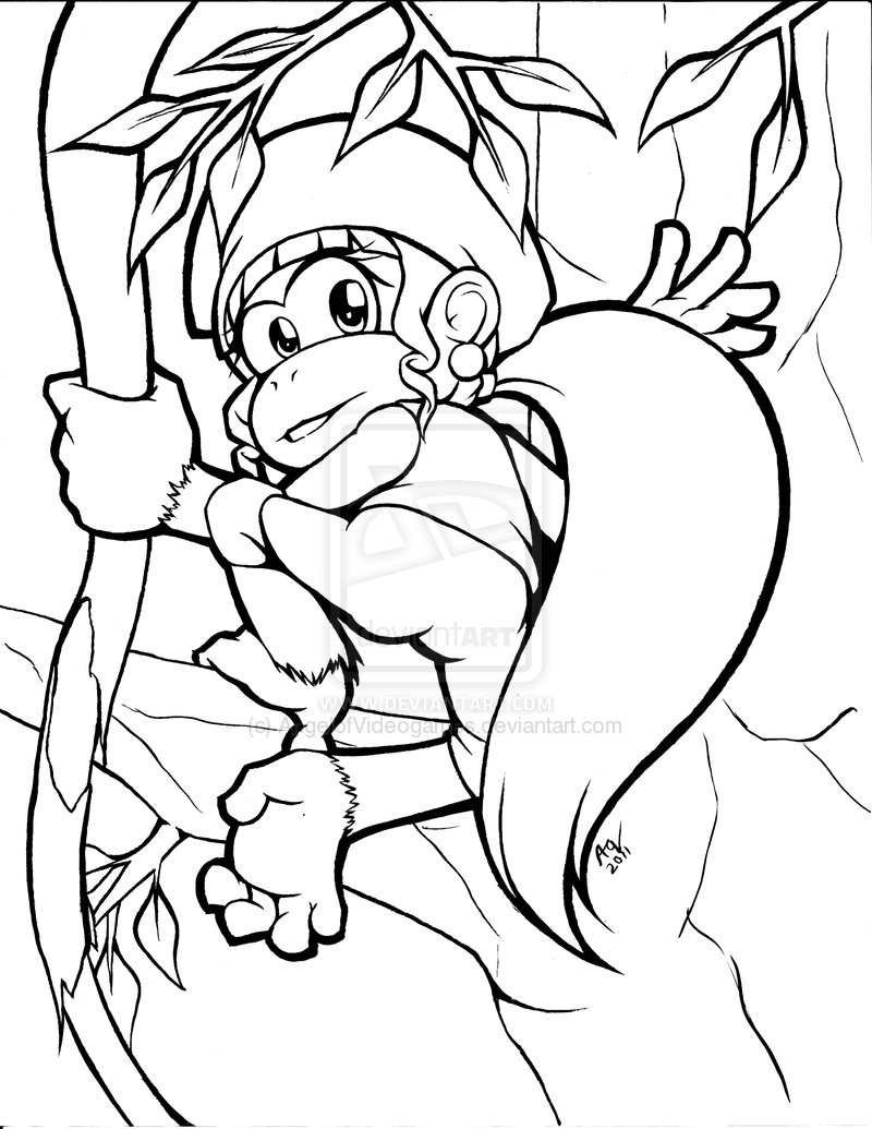 donkey kong coloring pages to print donkey kong coloring page coloring home kong print pages coloring donkey to