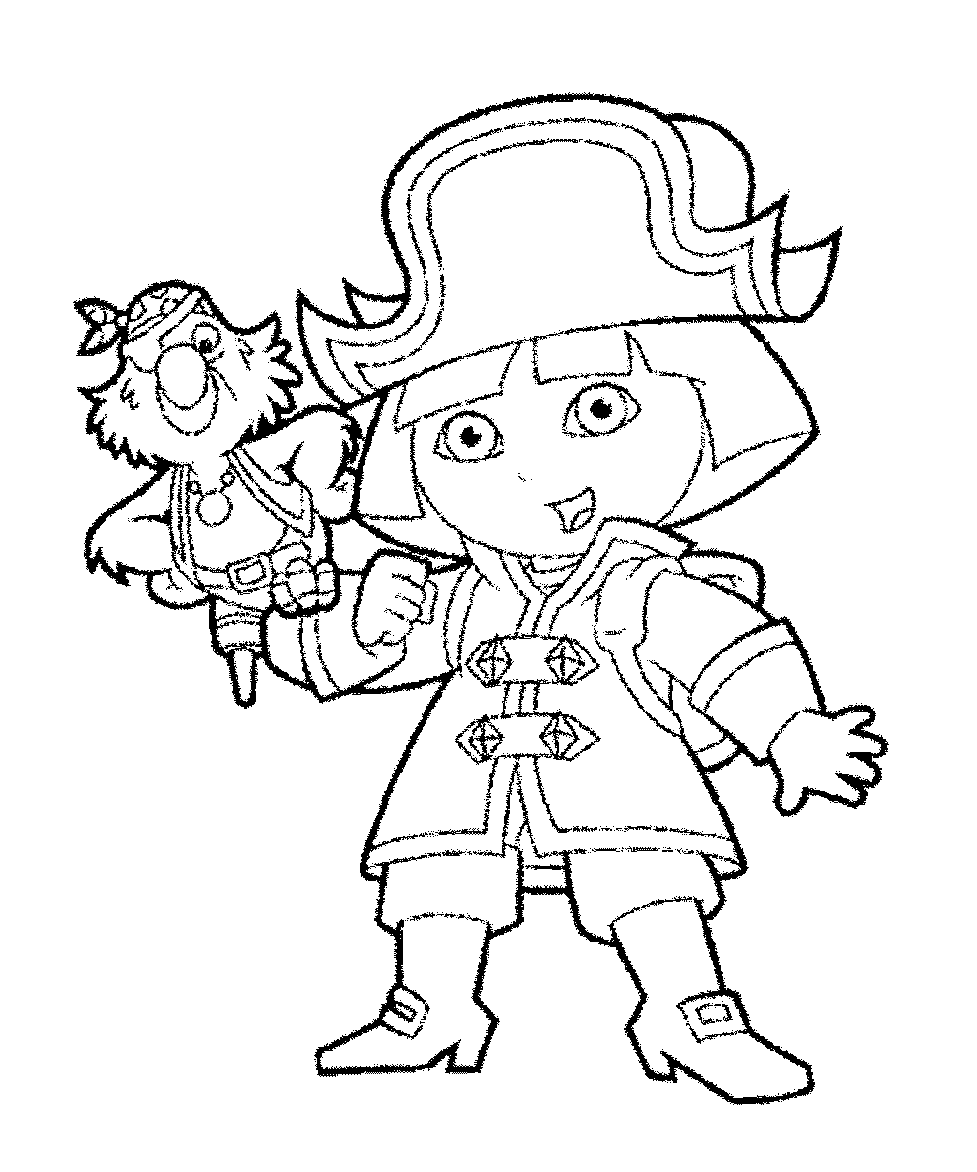 dora color pages print download dora coloring pages to learn new things pages dora color