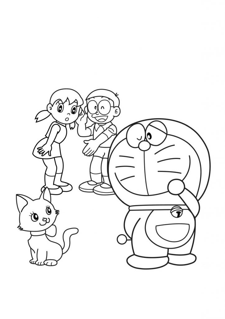doraemon printable coloring pages many doraemon coloring sheets for kids coloring pages printable coloring pages doraemon
