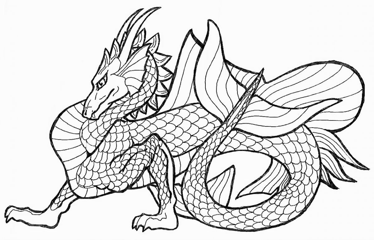 dragon coloring page coloring pages female dragon coloring pages free and coloring page dragon 1 1