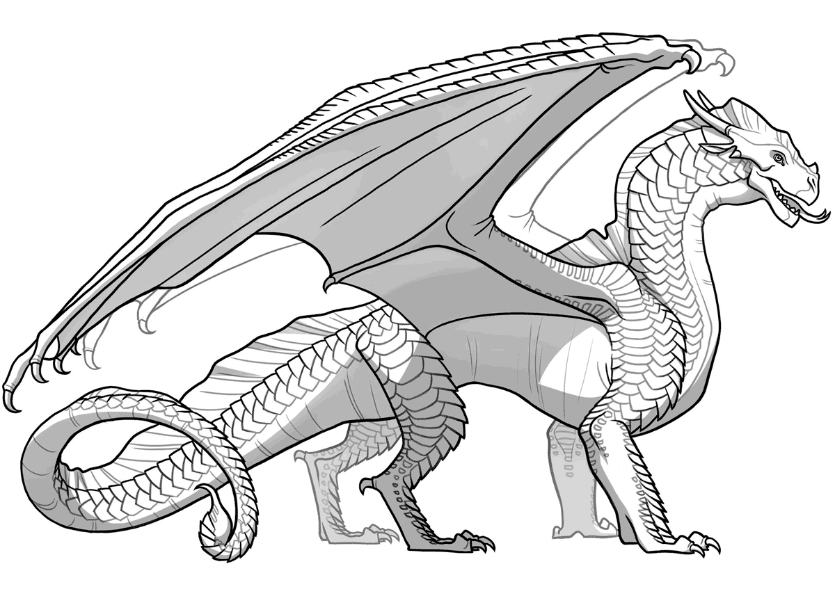 dragon colouring pictures how to draw a death dragon step by step dragons draw a colouring dragon pictures
