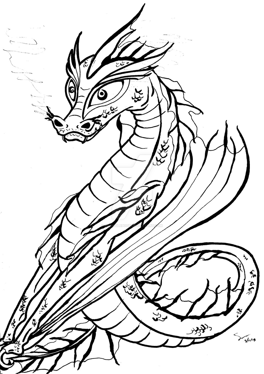 dragon outline flying dragon outline images pictures becuo coloring outline dragon