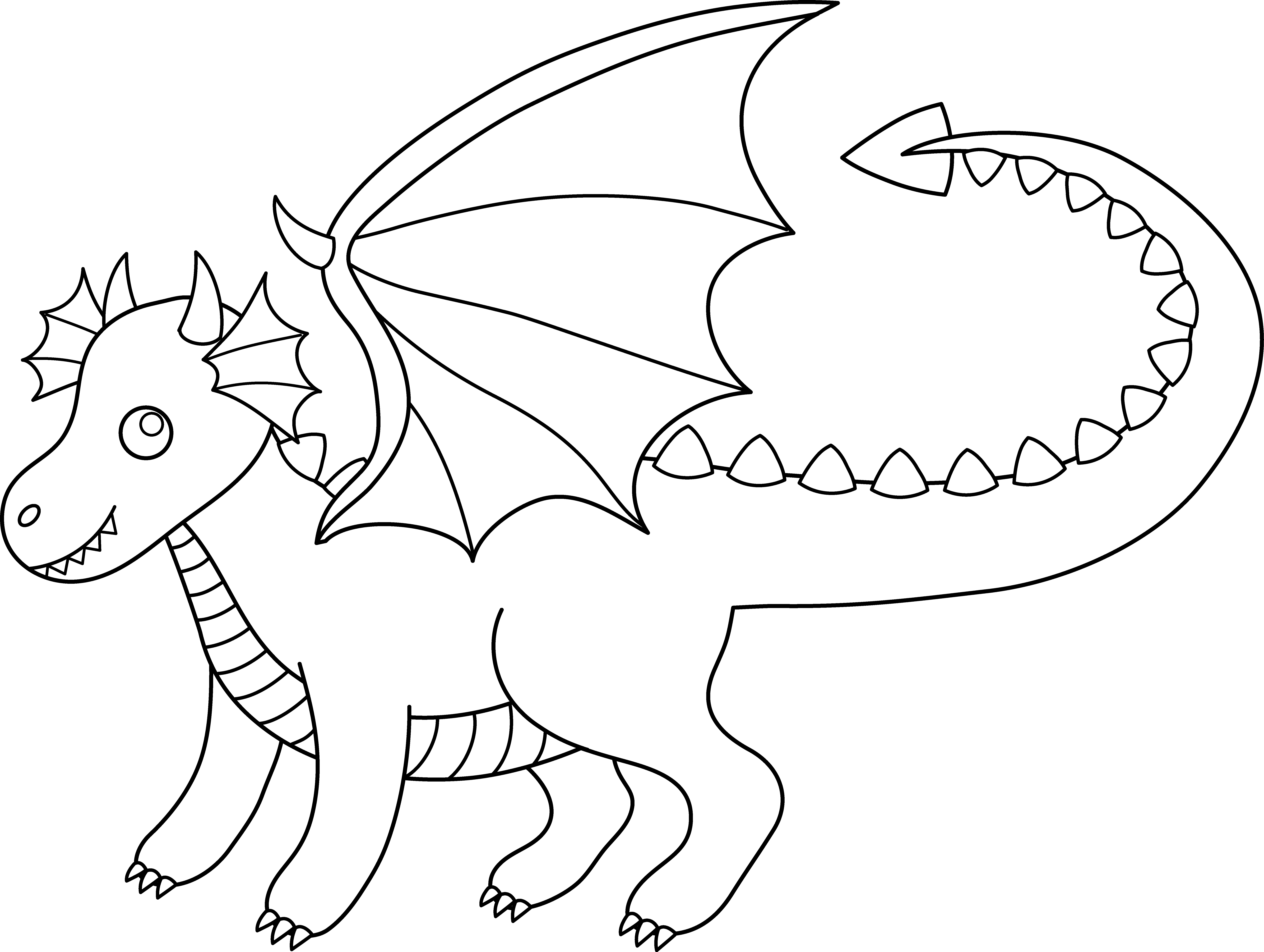 dragon outline how to draw a black dragon black dragon step by step outline dragon