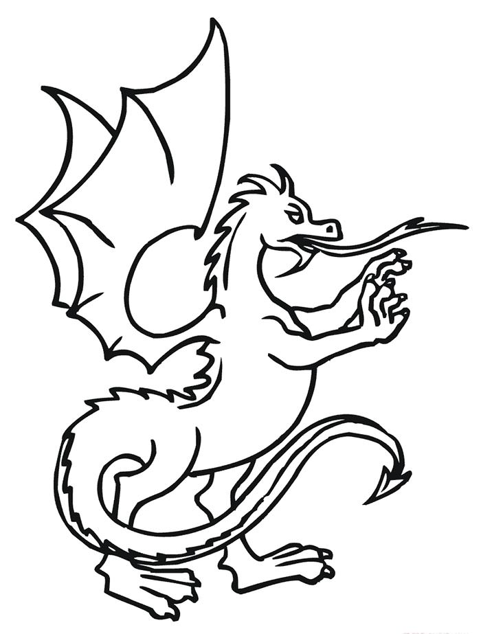 dragon traceable pictures dragon pictures to trace clipart best dragon traceable pictures