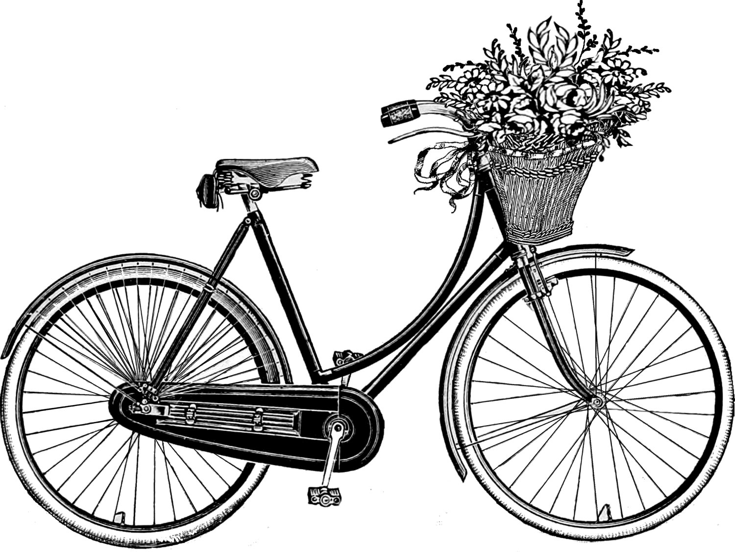 draw a bicycle bicycle drawing images at getdrawings free download draw a bicycle