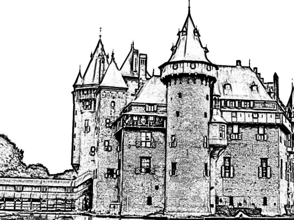 drawing castles design stack a blog about art design and architecture drawing castles