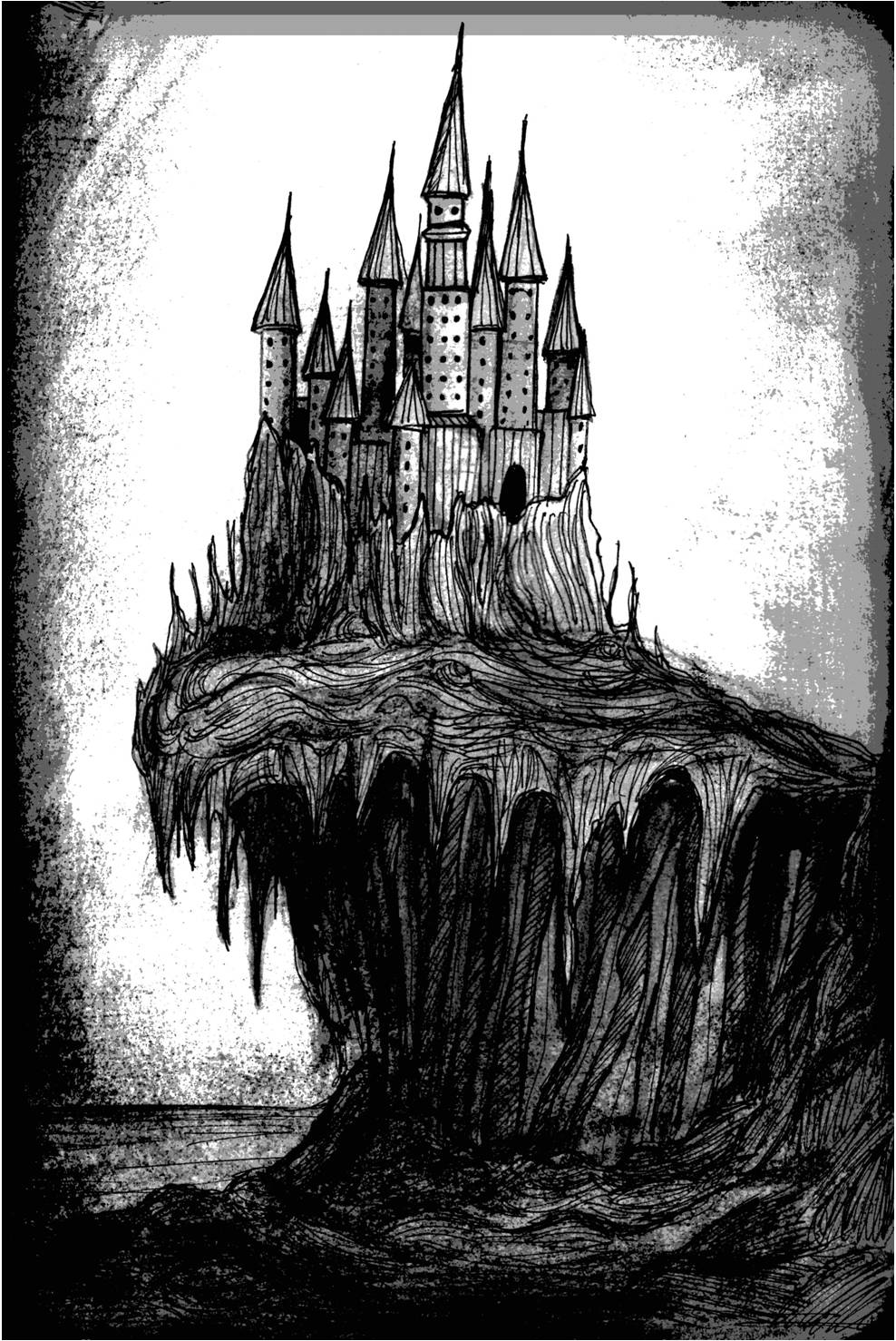 drawing castles everything to share incredible drawings and pencil castles drawing