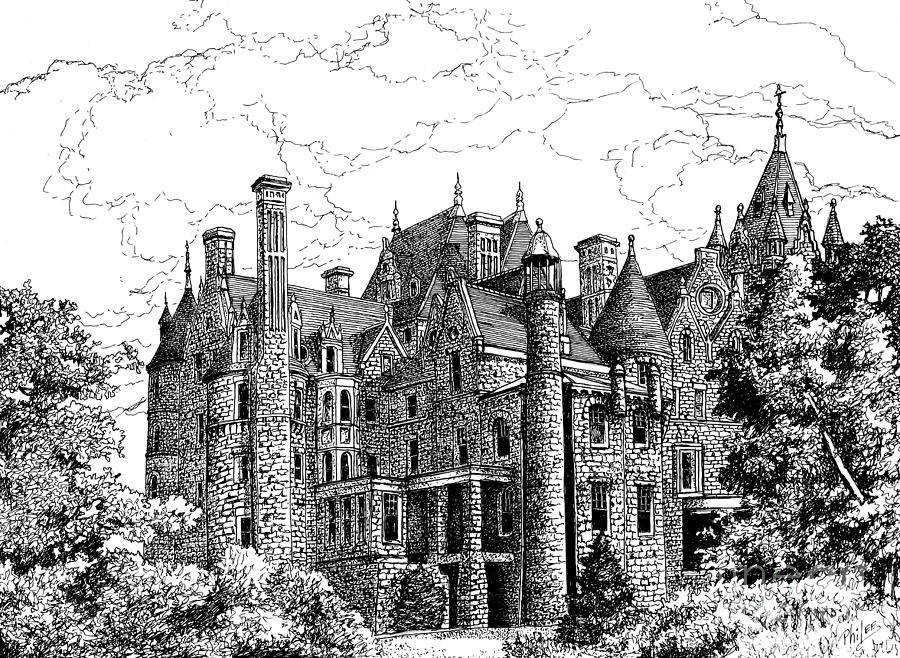 drawing castles gothic castle drawing at paintingvalleycom explore castles drawing