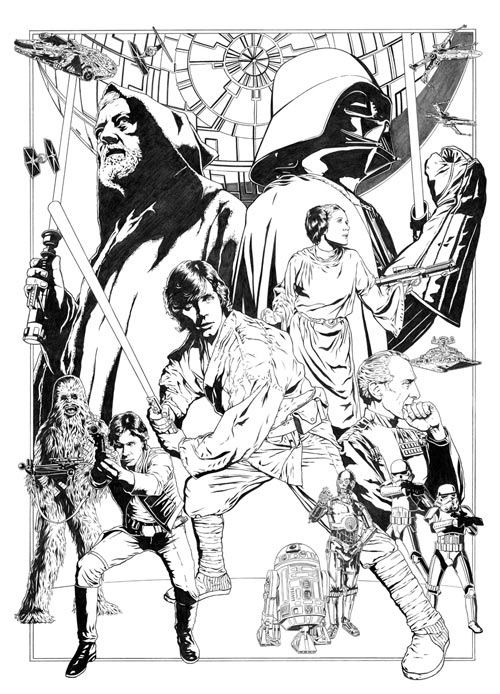 drawings of star wars characters master yoda by leatris on deviantart star wars92yoda star wars characters of drawings