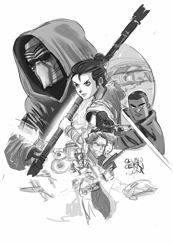 drawings of star wars characters star wars drawing of characters at getdrawings free download star drawings of wars characters