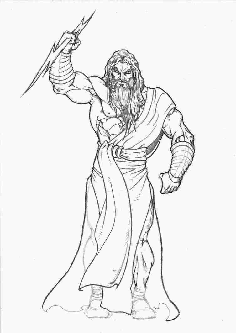 drawings of zeus zeus painting at paintingvalleycom explore collection of drawings zeus