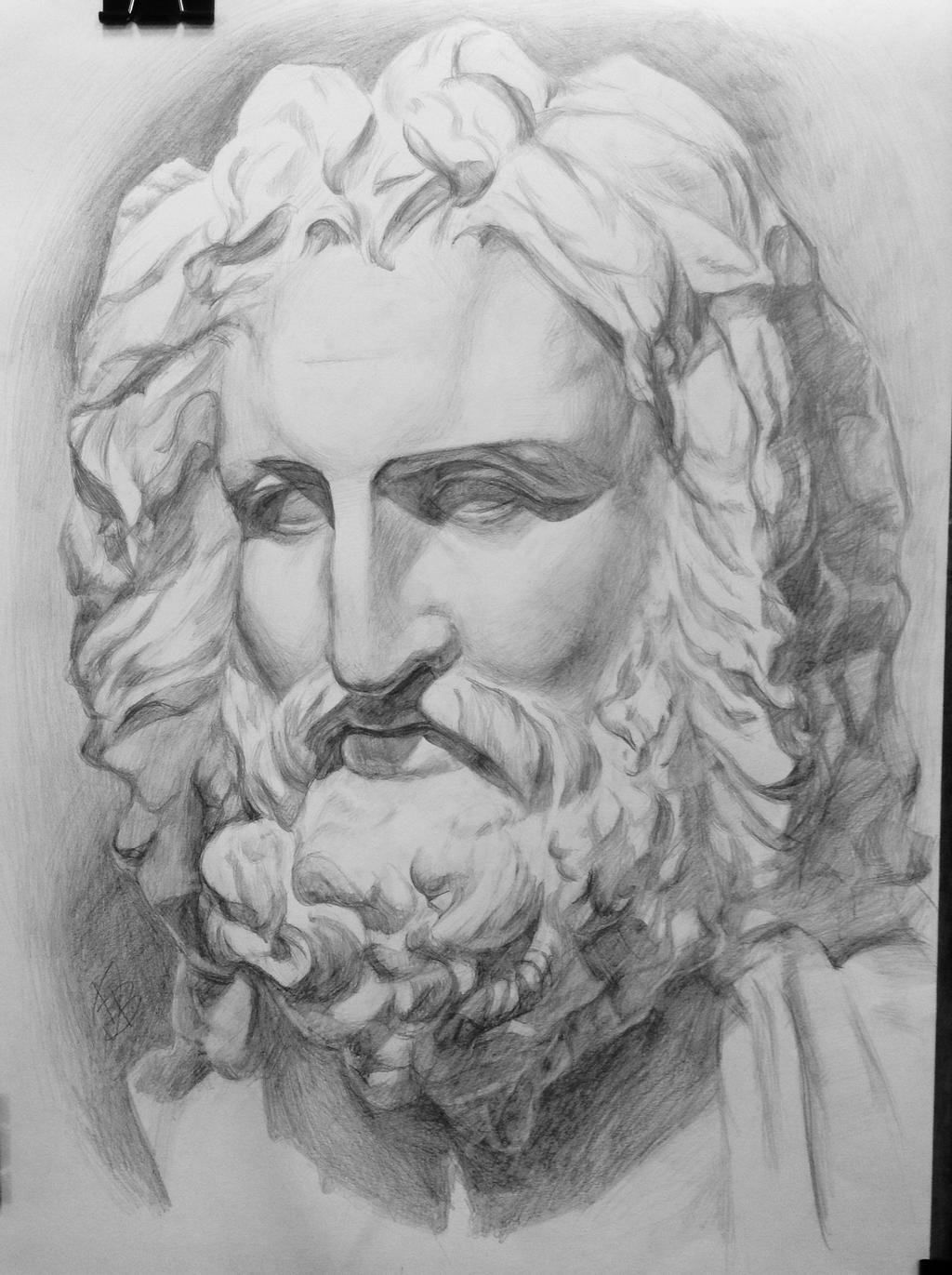 drawings of zeus zeus the look of happiness drawing by deanna maxwell zeus of drawings