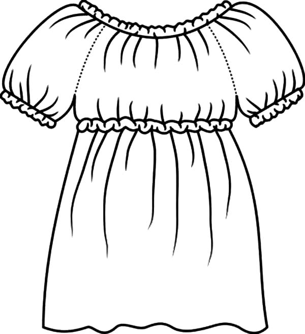 dress clipart coloring dress coloring pages free download on clipartmag clipart dress coloring