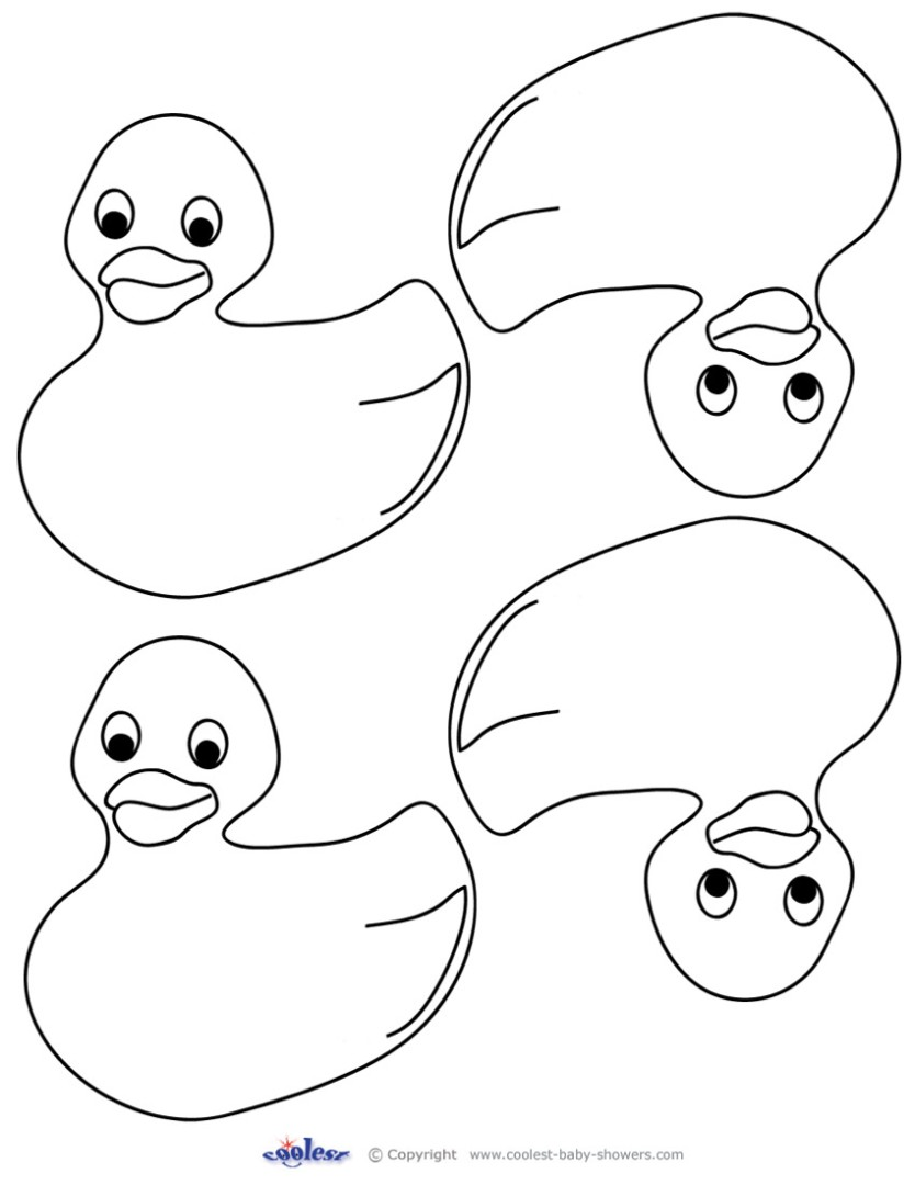 ducks coloring pages duckling coloring pages getcoloringpagescom ducks coloring pages