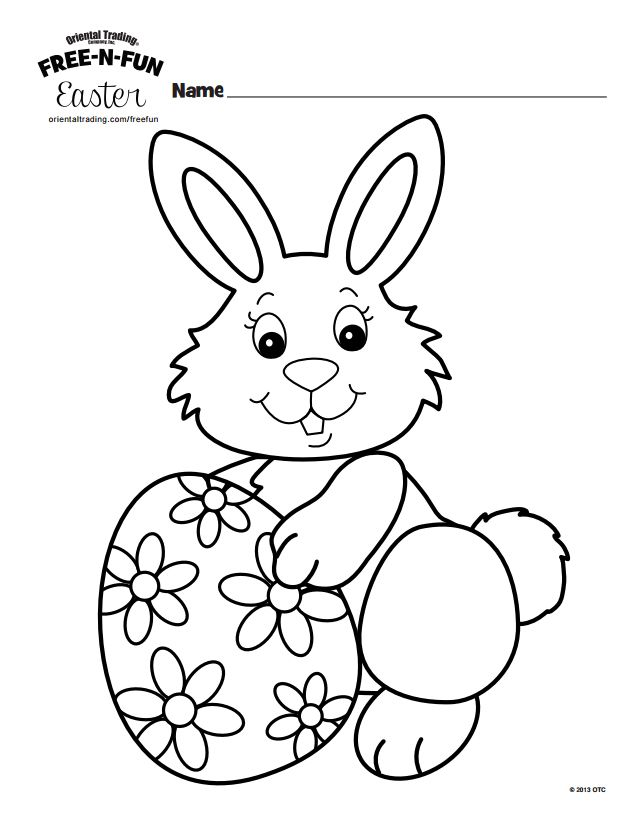 easter bunny to print free printable easter bunny coloring sheets for kidsfree to bunny easter print