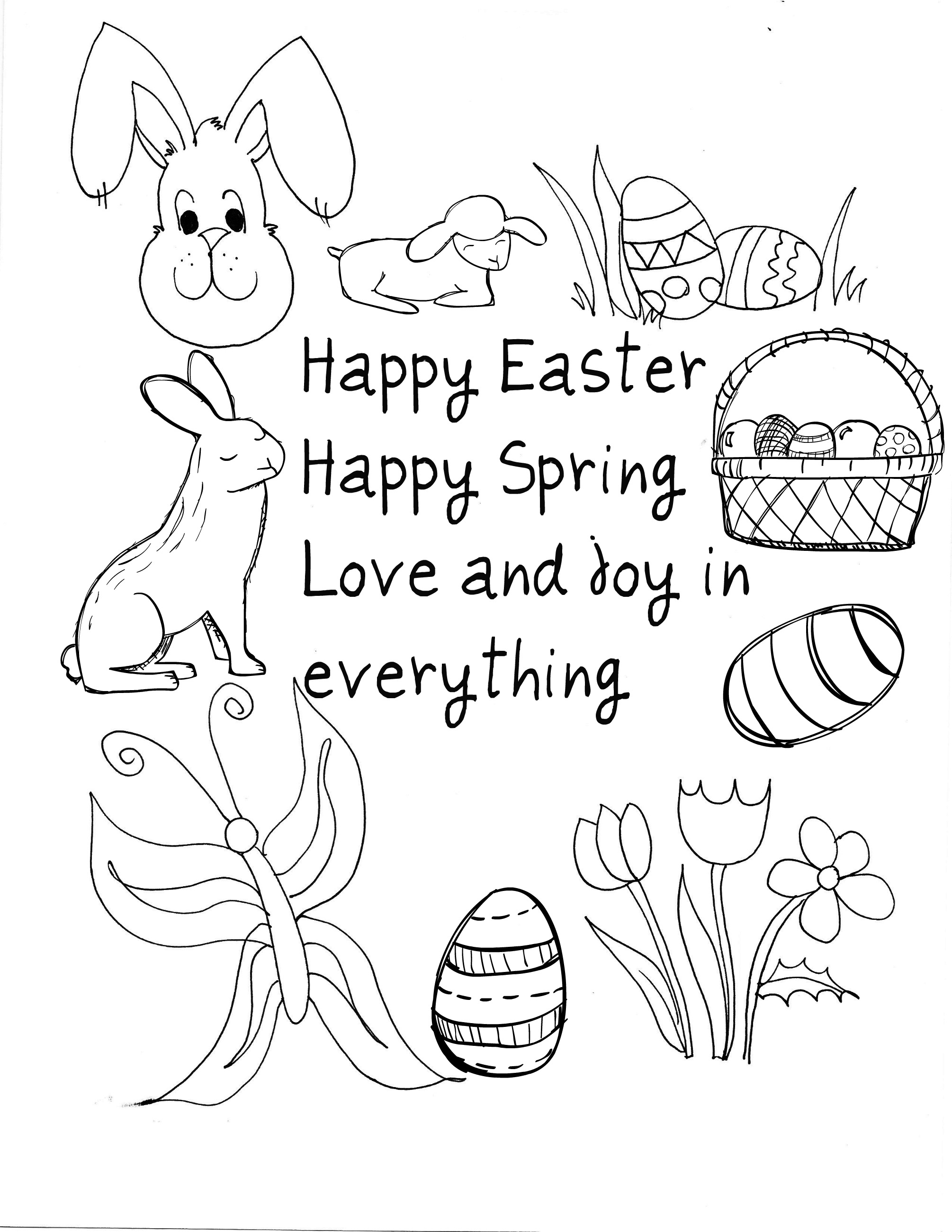 easter cards colouring easter cards with lovely bunnies coloring page free easter colouring cards