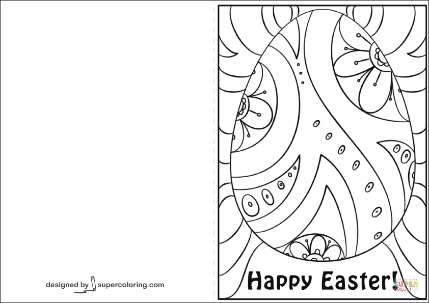 easter cards colouring easter colouring high resolution easter colouring page colouring easter cards