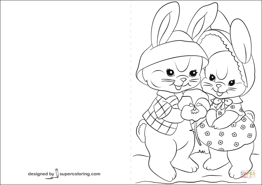 easter cards colouring free easter colouring pages the organised housewife colouring cards easter