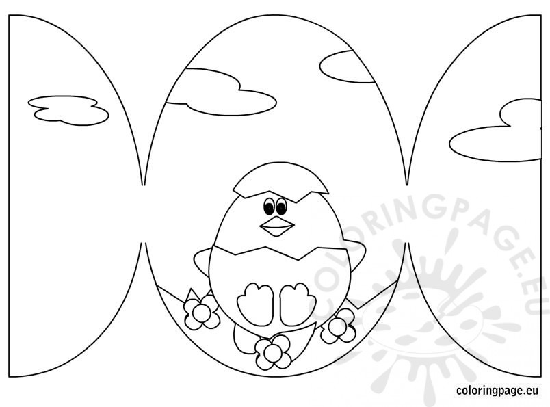 easter cards colouring happy easter card printable coloring page easter colouring cards