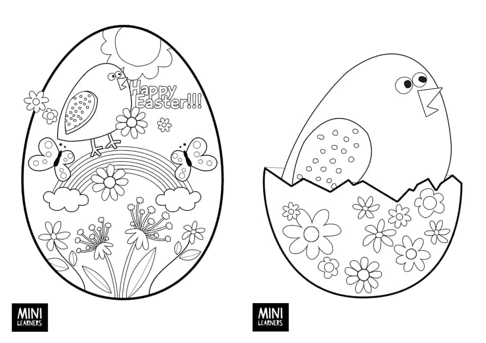 easter cards colouring related coloring pageseaster coloring page happy cards colouring easter