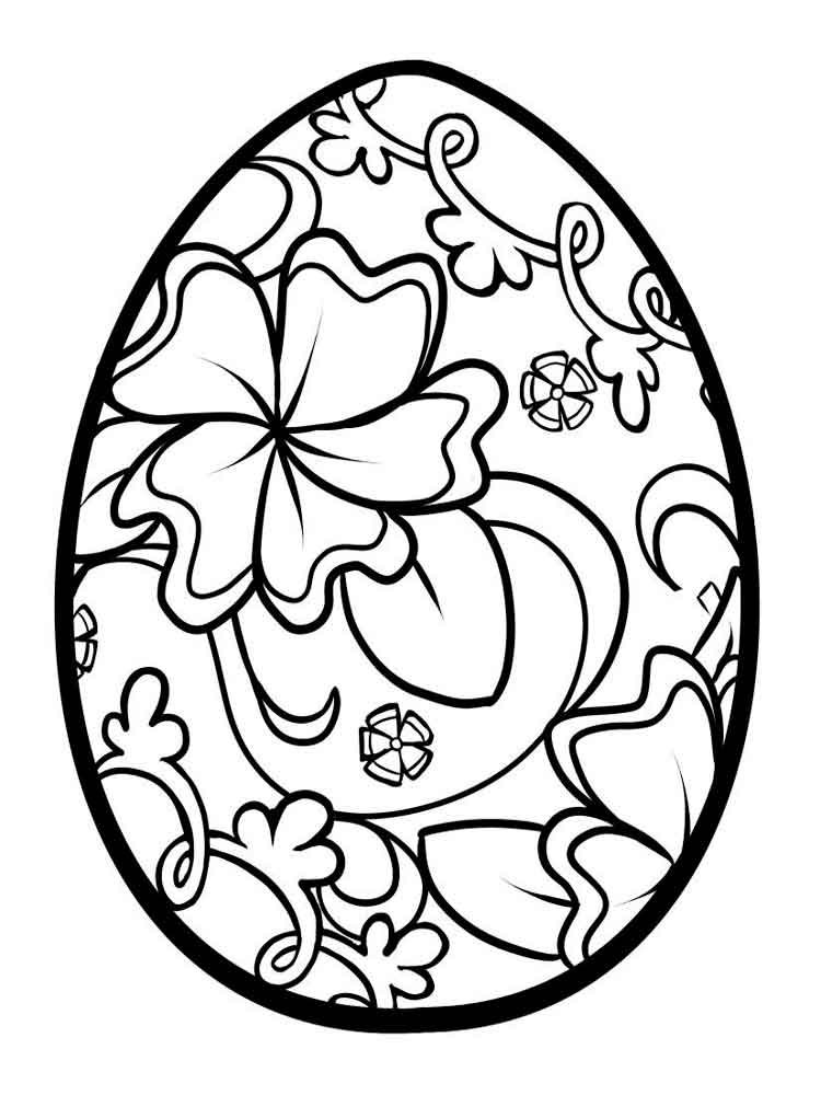 easter eggs coloring page ready for an easter egg art hunt download these printable easter coloring eggs page