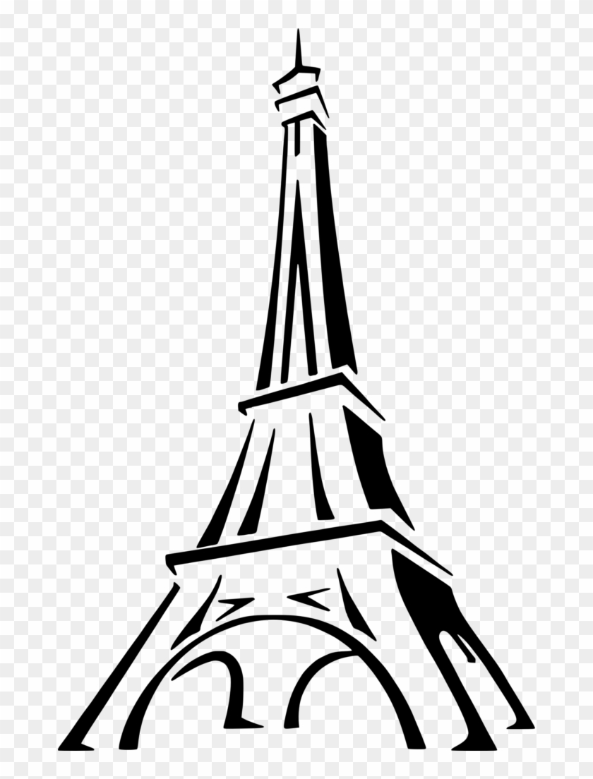 easy eiffel tower drawing eiffel tower drawing easy at getdrawings free download tower easy eiffel drawing