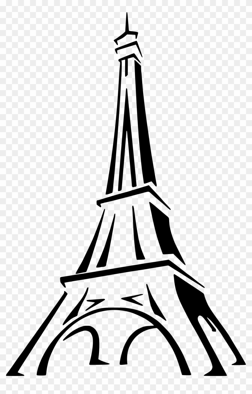 easy eiffel tower drawing paris eiffel tower drawing easy free download on clipartmag eiffel drawing tower easy