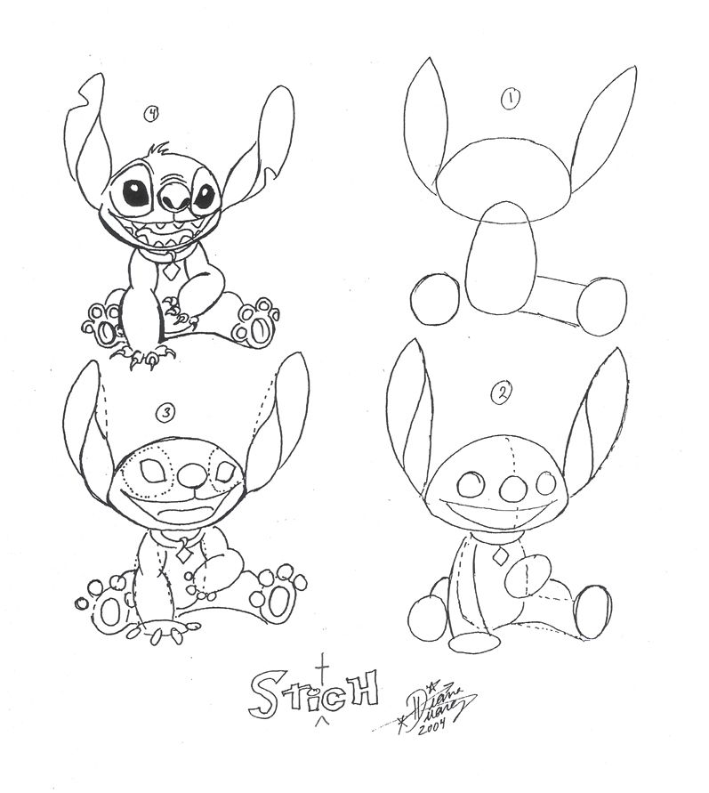 easy steps to draw disney characters how to draw thumper from bambi step by step disney steps disney to draw characters easy