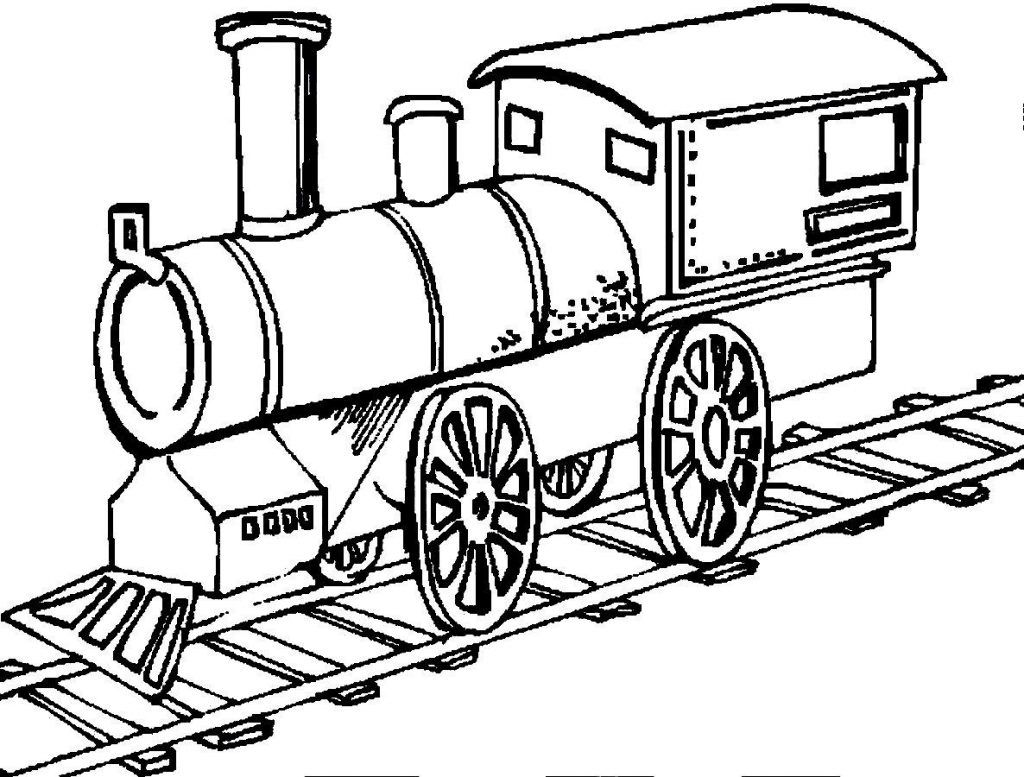 easy train coloring pages coloring pages for kids trains coloring pages train pages easy coloring