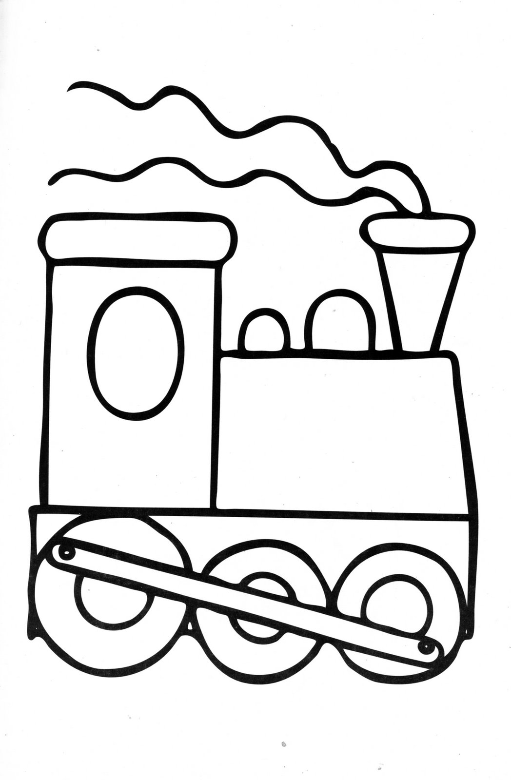 easy train coloring pages free printable train coloring pages for kids cool2bkids train coloring easy pages