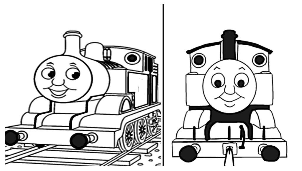 easy train coloring pages funny cartoon train coloring page wecoloringpagecom in train coloring pages easy