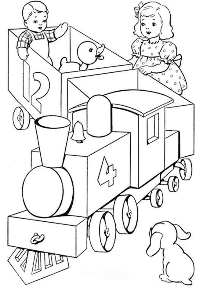 easy train coloring pages thomas the train train coloring pages easy coloring pages coloring easy train