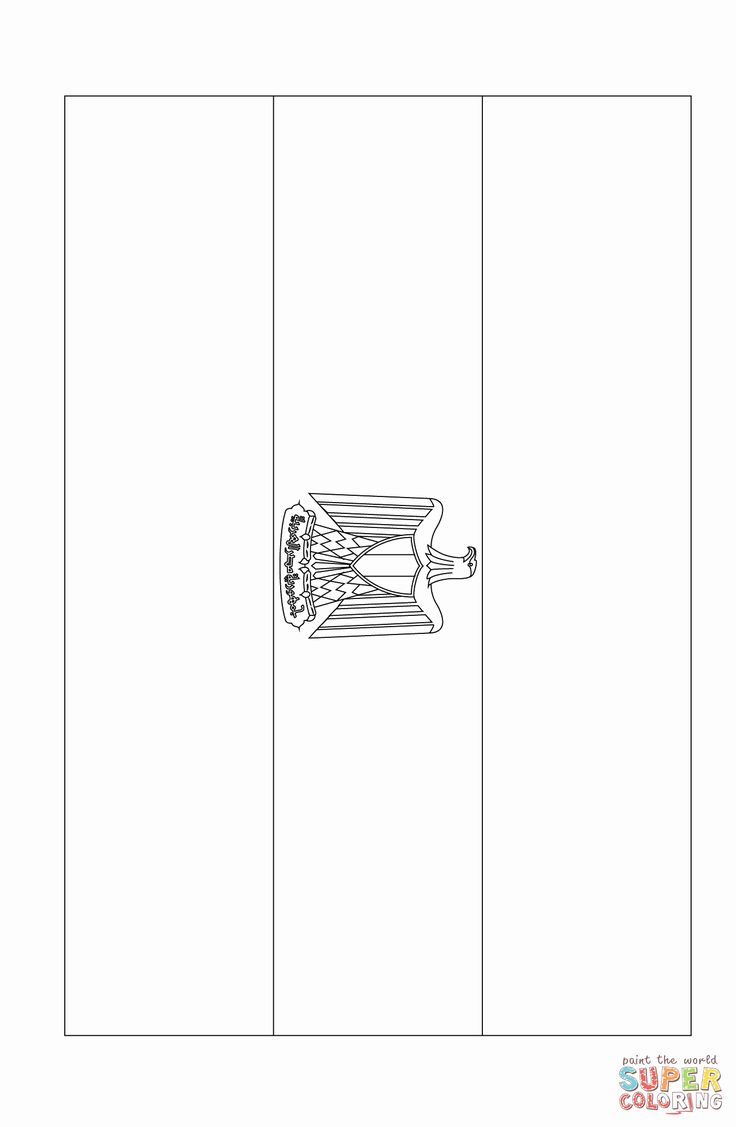 egypt flag coloring download philippines flag coloring page coloring wizards flag egypt coloring