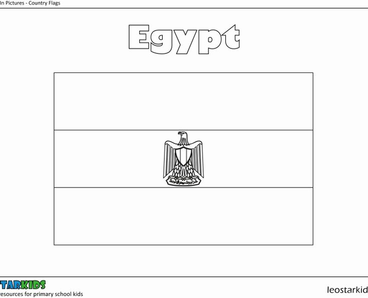 egypt flag coloring egypt flag coloring page food ideas egypt flag coloring