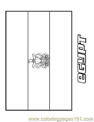 egypt flag coloring egypt flag coloring page in 2020 flag coloring pages flag coloring egypt