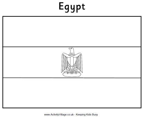 egyptian flag coloring page egyptian flag to color egypt flag flag coloring pages flag egyptian coloring page