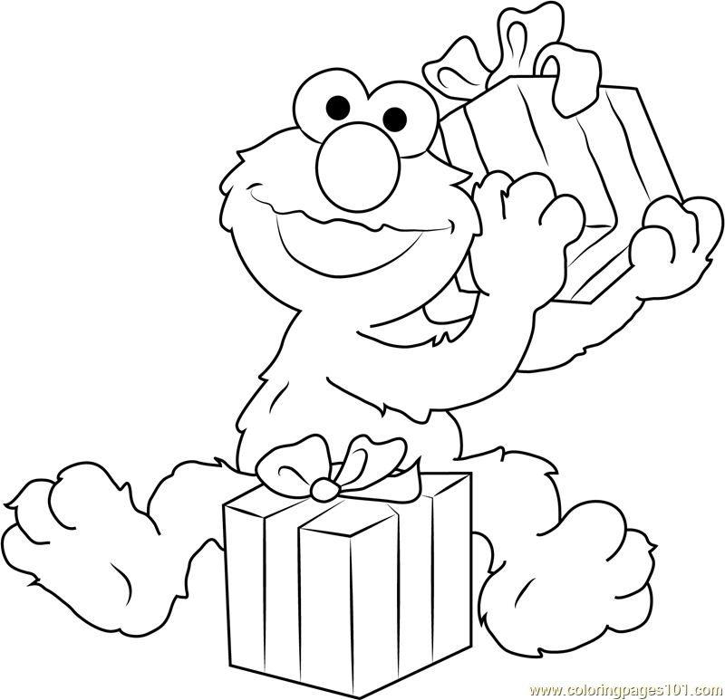elmo 1st birthday coloring pages coloring page elmo birthday party pinterest pages coloring birthday elmo 1st