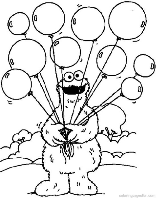 elmo 1st birthday coloring pages elmo and cookie monster coloring page joey39s 1st birthday elmo coloring 1st pages
